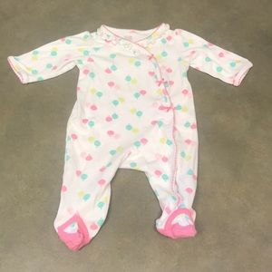 Carter's One Pieces - *5/$10* Carters 3M sleeper